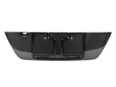 APR Carbon Fibre License Plate Frame - 08-14' WRX / STi Hatchback