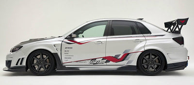 Varis Widebody Kit A Ver. 2 - 11-'14 Subaru STi Sedan