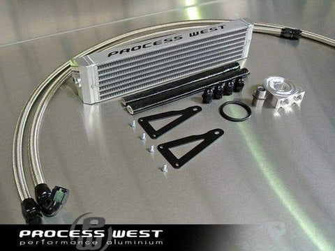 Process West Oil Cooler System - 15'+ STi