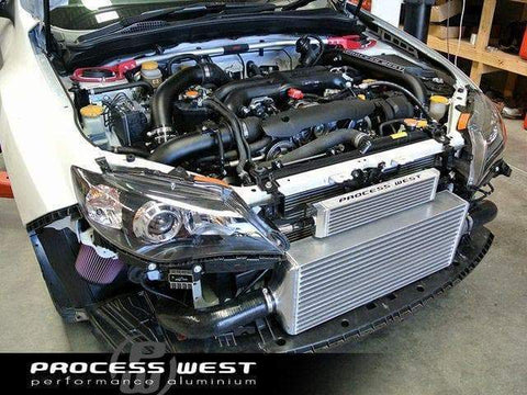 Process West Oil Cooler System - 08-14' WRX / STi