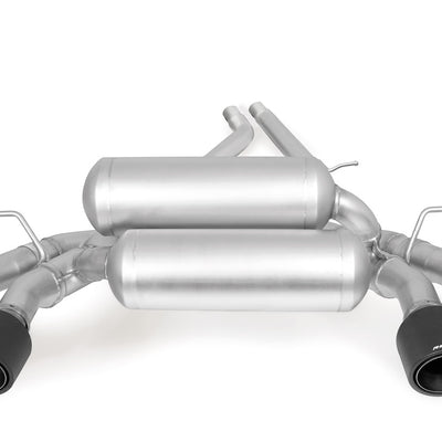 Remus Racing Axle Back Sport Exhaust - F87 M2 Competition