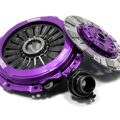 XClutch Cushioned Ceramic Stage 2 Clutch Kit - 04-14' Subaru STi