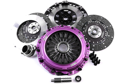 XClutch Twin Solid Organic Clutch Kit - 04-14' Subaru STi