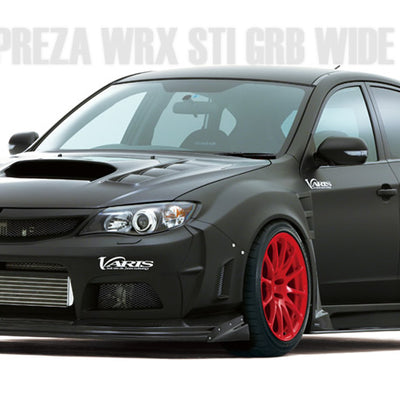 Varis Full Widebody Kit A - Subaru GVB STi Hatch (08-14')