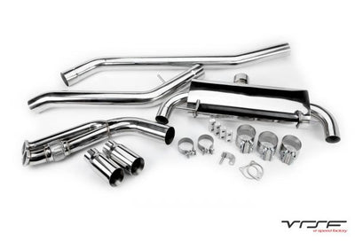 VRSF 3.5″ Catback Exhaust - 07-13 BMW 335i/is (E90/E92)