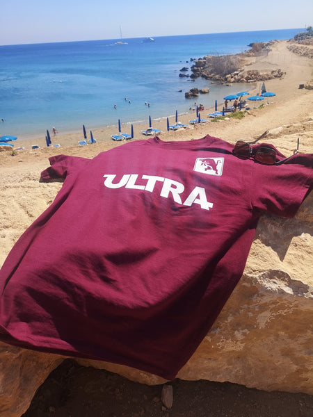Covert Football Trips' Torino shirt