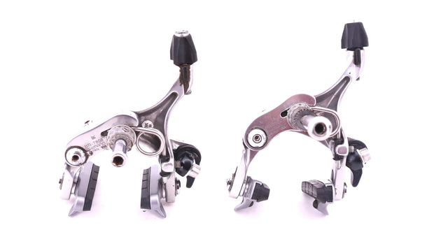 Shimano Dura-Ace BR-7800 Side Pull Caliper Brake Set Silver