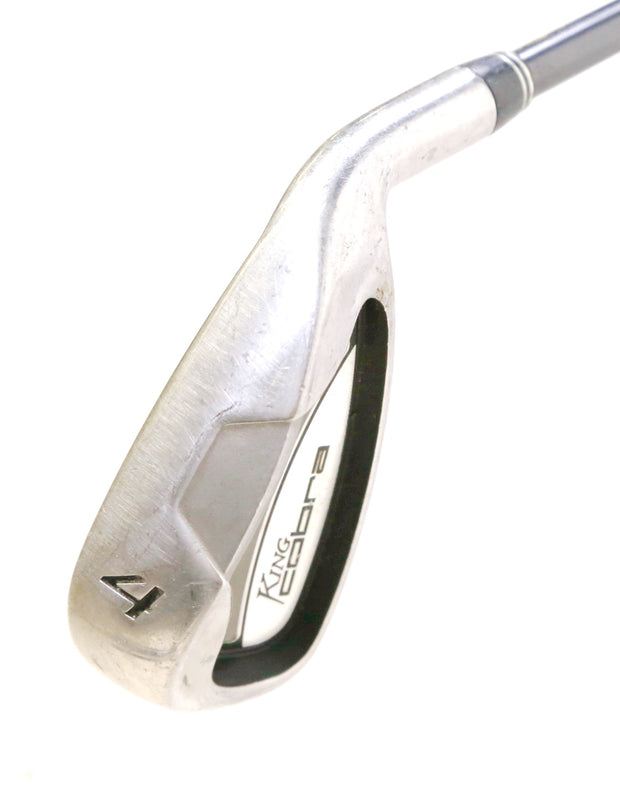 Cobra King SZ Single 4 Iron 39.5in RH 19 Degree Alidla Graphite Shaft Regular