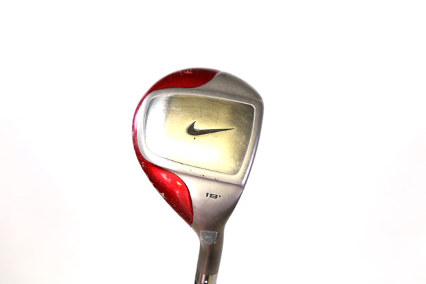 Nike CPR 3 Hybrid 39.5 in Right Handed 18 Degree Graphite Ladies Flex Shaft