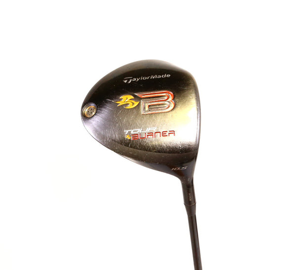 Taylormade Tour Burner Driver Golf Club 45in RH 10.5 Degree Graphite Regular
