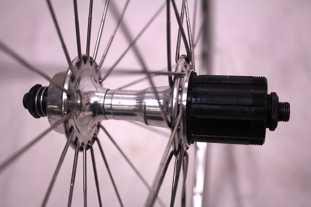 Vintage Campagnolo Atlanta 1996 Rear Wheel 700C 10 Speed
