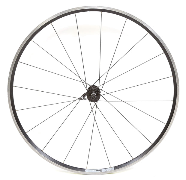 Velocity Aerohead Front Wheel Road Bike 700c Clincher QR DT Swiss 240s Hub
