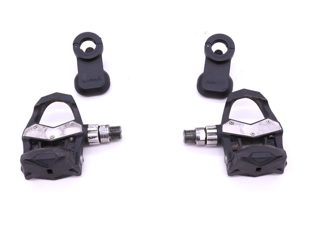 Garmin Vector 2 Double Sided Power Meter Road Bike Pedals with Cleats Black