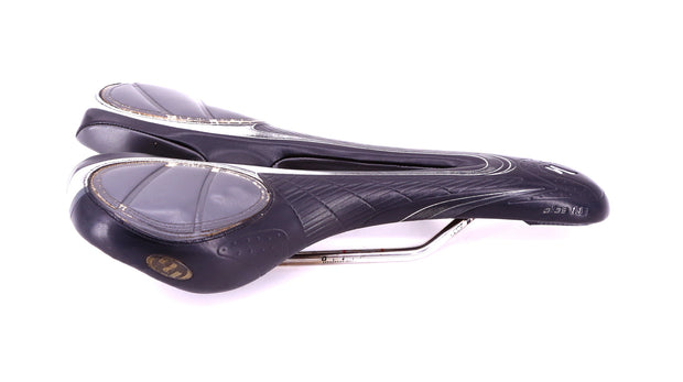 Specialized Alias 143 Hollow Ti Rail Bicycle Saddle 280x143mm 260g