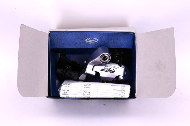 Shimano Deore LX RD-M570 SGS Rear Derailleur MTB Long Cage 9spd 292g NEW IN BOX