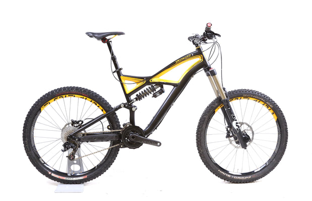 "Specialized Enduro Expert EVO 26"" Mountain Bike 2 x 10 SRAM XO Fox Large"