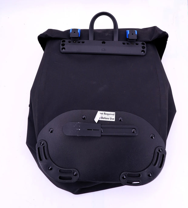 Transit Torrent Water Proof Touring Bike Pannier Set New With Tags