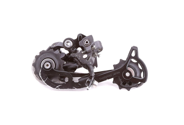 Shimano SLX RD-M662 Mountain Bike Rear Derailleur 9 Speed Long Cage Black