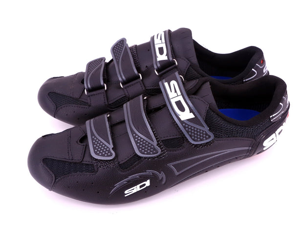 Sidi Zephyr Carbon Black Road Bike Shoes EU 48 / US 13 (New in Box)