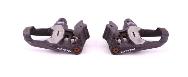 Look Keo 2 Max Road Bike Clipless Pedals Black 265g