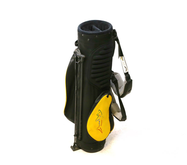 Sun Mountain Greg Norman Stand Golf Bag 4 Way Divider Black