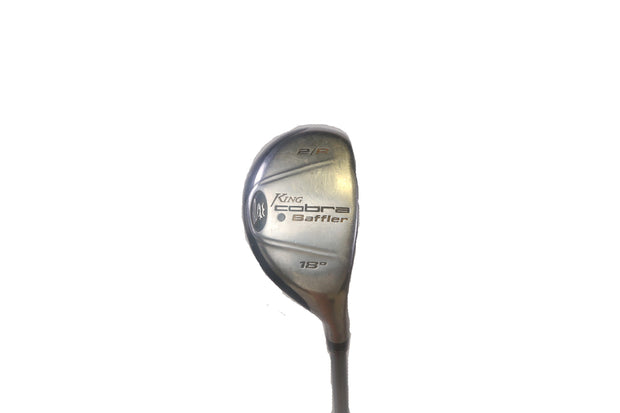 Cobra Baffler 2 Hybrid 41.5 in RH 18 Degree Aldila NV Graphite Stiff Flex Shaft