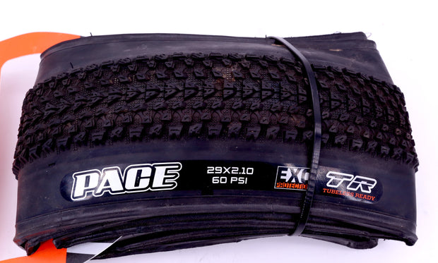 Maxxis Pace 29 x 2.10 Tubeless Mountain Bike Tire XC Knobby Tire New In Package