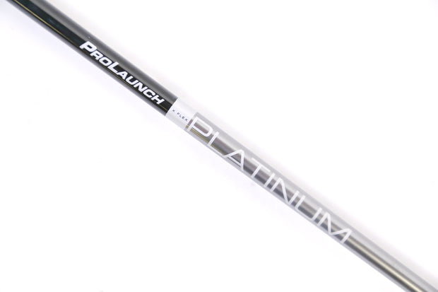 Grafalloy ProLaunch Platinum 44.25 in Graphite Extra Stiff TaylorMade Adapter