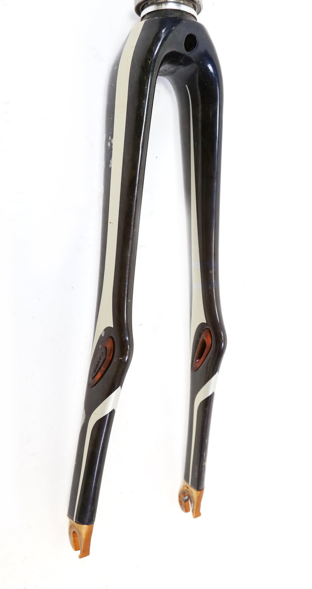 Specialized Carbon Road Bike Fork 700c 9 x 100 mm 1 1/8 in Zertz Carbon Steerer