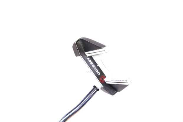 Odyssey Versa #7 Black Putter 34 in RH Steel Versa Shaft