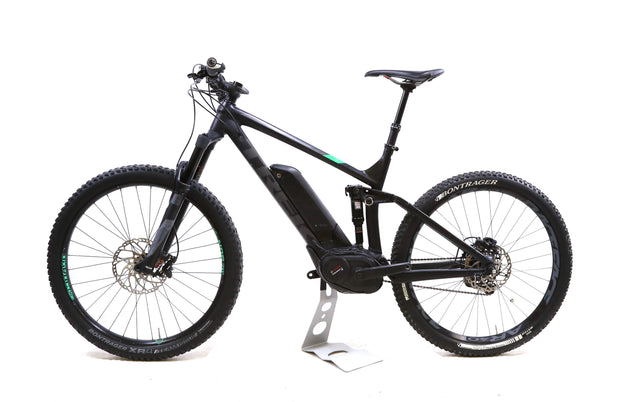 "2017 Trek Powerfly 8 FS Plus E-Mountain Bike Shimano XT 11 Speed 27.5"" L / 19.5"""