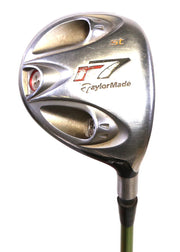 TaylorMade r7 3 Wood 44in RH 15 Degree Aldila Graphite Shaft Stiff Flex