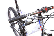 "Trek Top Fuel 110 Carbon 26"" Mountain Bike 3 x 9 Speed XTR World Cup SID 19.5"""