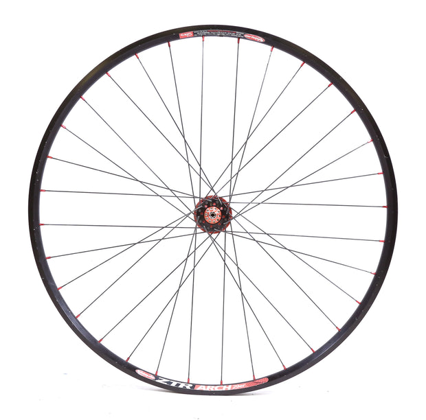 Stan's NoTubes ZTR Arch 29er MTB Front Wheel TLR Disc Project 321 Hub Lefty