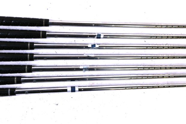 Callaway X-18R 4-9, PW Iron Set Right Handed Steel Shafts