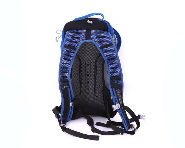 Osprey Syncro 10 Hydration Pack 47-53 cm 10 liter Storage Fits 2.5L Bladder Blue