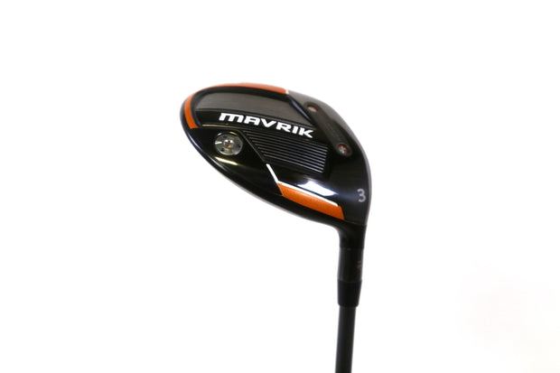 Callaway Mavrik 3 Wood 42.5in RH 15 Degree EvenFlow Riptide Graphite Stiff Flex