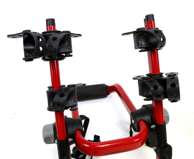 Yakima SuperJoe Pro 2 Trunk Mount Car Bike Rack 2 Bike Capacity