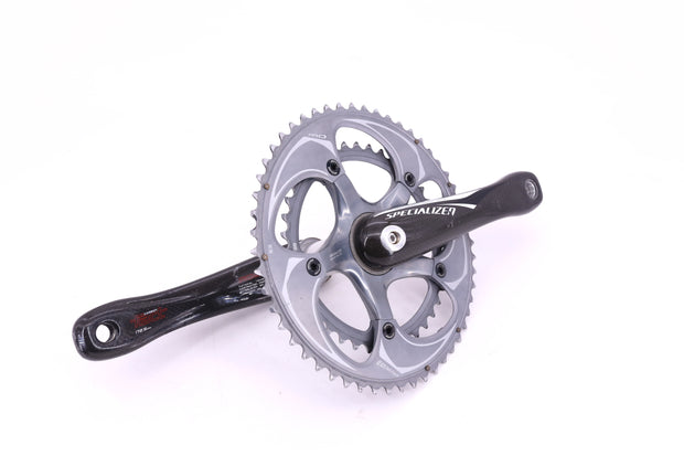 Specialized Fact Carbon Road Bike Crankset 53/39T 10 Speed 172.5 mm BB30