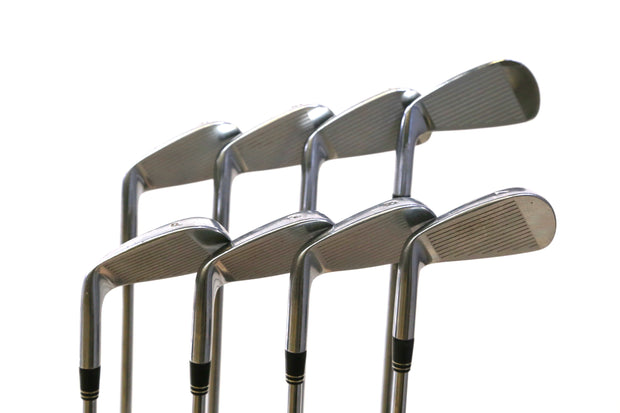 TaylorMade 300 3-PW Iron Set RH True Temper Dynamic Gold Steel Shaft Stiff Flex