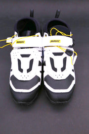 Mavic Crossride XL Elite Protect Black/White Cycling Shoes 40 EU Unisex