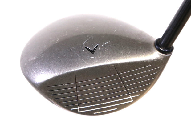 Callaway Big Bertha War Bird 3, 4 Woods Right Handed Graphite Shaft Regular Flex