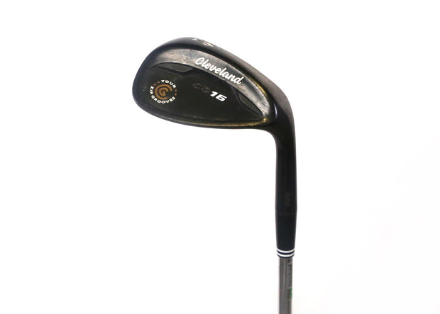 Cleveland CG16 Tour Black Pearl Sand Wedge 35 In RH 56 Degree Steel Wedge Flex