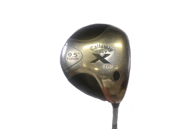 Callaway X460 Tour Driver 45 in RH 9.5 Degree Fujikura Graphite Light Flex Shaft