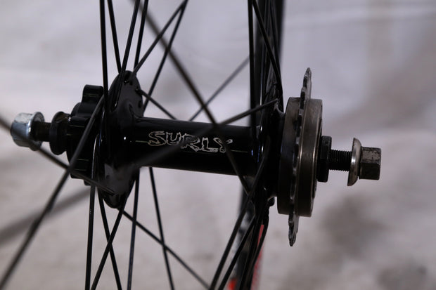 WTB Speed Disc 700c Surly 1x Speed Aluminum Disc Brake Single Speed Rear Wheel
