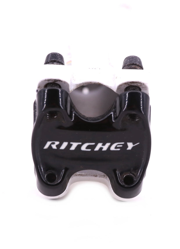 Ritchey WCS 4 Axis Stem Road Bike 31.8mm Clamp 130mm White 6 Degree Rise