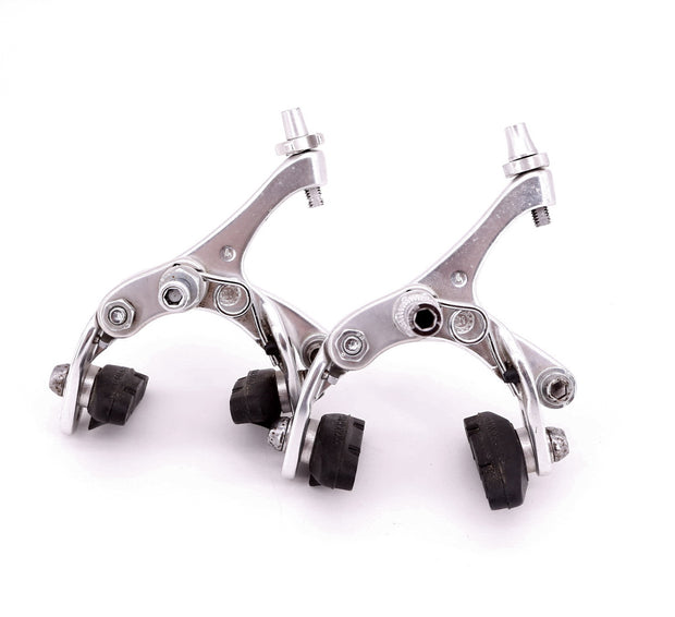 Campagnolo Mirage Side Pull Road Bike Calipers Brakeset Silver 374 g