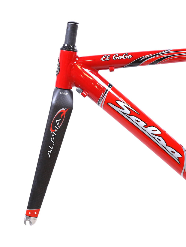 Salsa El Gogo Scandium Road / Triathlon Bike Frameset Caliper Brake 700C 47 cm
