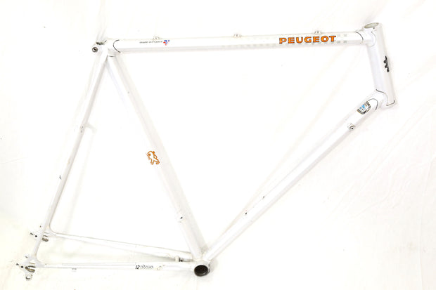 Peugeot 63cm Steel Road Bike Frame 700C