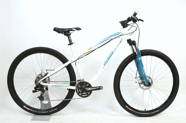 "2012 Specialized Myka Women's Mountain Bike L / 19"" 3 x 7 Speed Disc 29"" Wheels WSD"